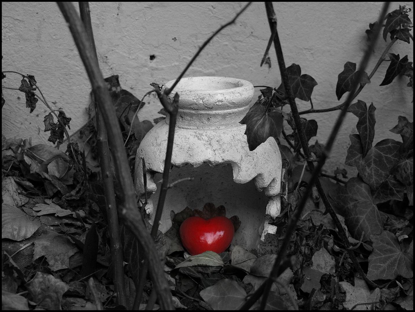 Liebe und Tod stehen sich sehr nahe.
