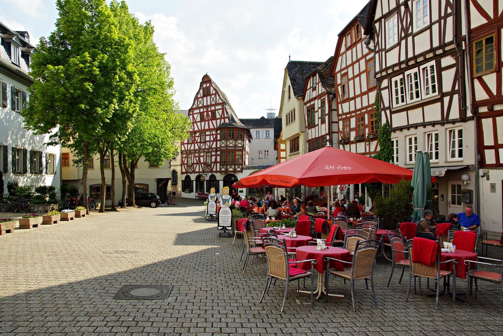 liebe Wochenendgrüße aus Limburg