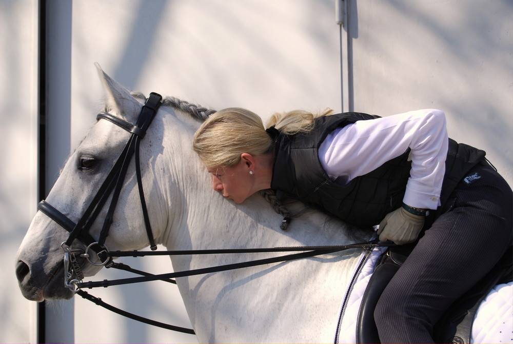 Liebe zu Pferden