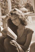 """""""Liebe zum Buch""""... vererbt auf meine Tochter Gloria-Mona..."""