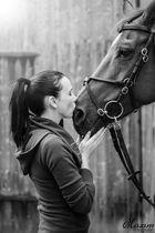 Liebe zwischen Mensch und Tier <3