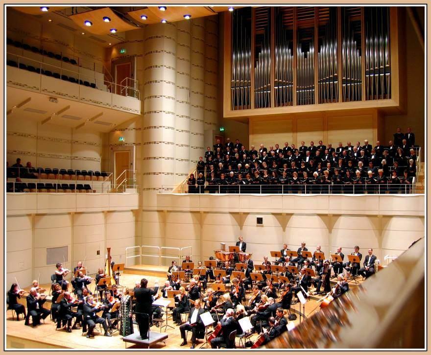 Lieben sie Brahms in Dortmund?