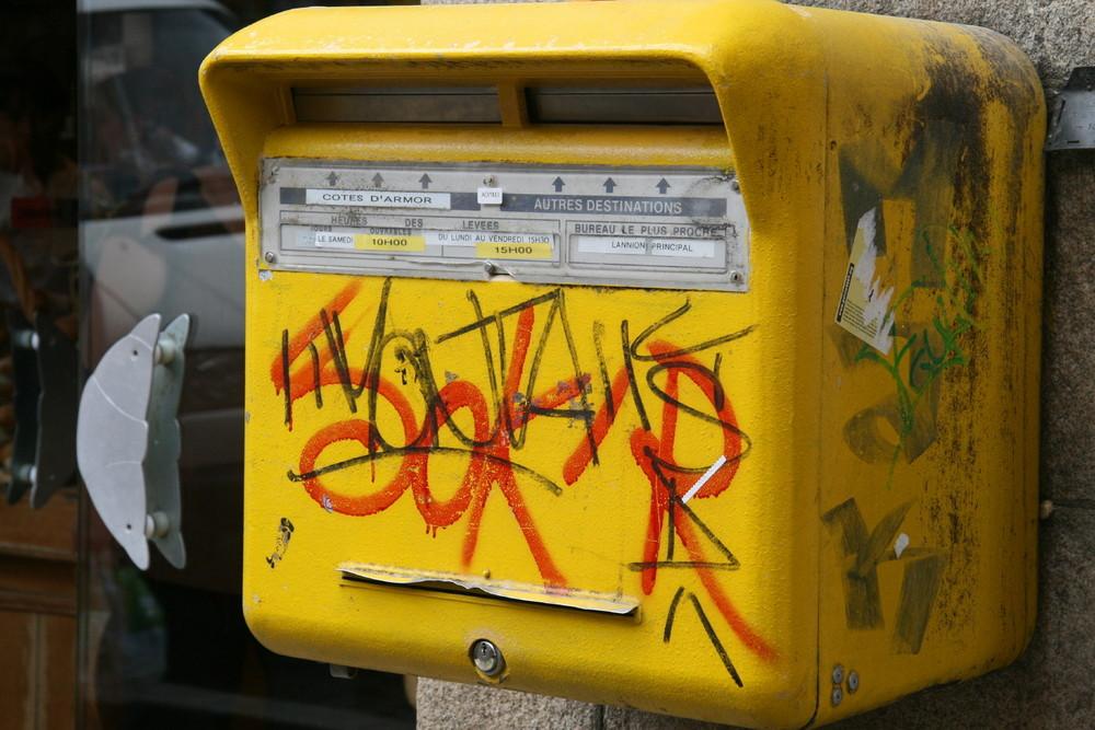 Lieber mailen....?