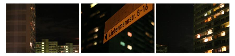 Liebermannstraße, Nürtingen-Rossdorf, 00:31 Uhr