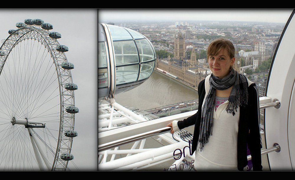 Liebes London Eye...