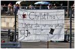Liebeserklärung an Christina Surer