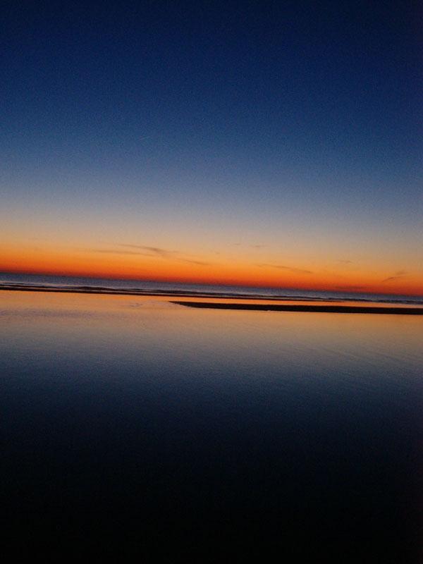 ....Liebeserklärung an die Nordsee......