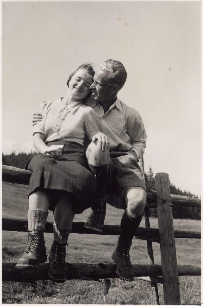 Liebespaar 1938