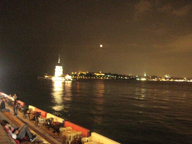 Liebesturm am Bosporus