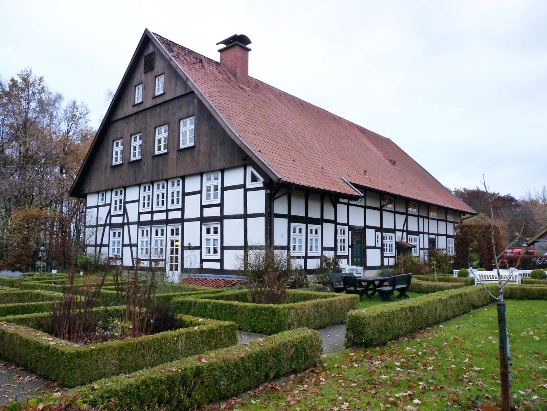 Liebevoll restaurierter historischer Bauernhof