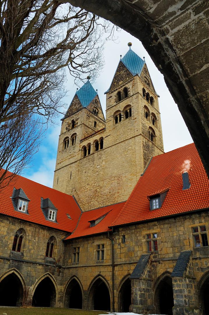 Liebfrauen-Kirche in Halberstadt (Tor zum Harz)