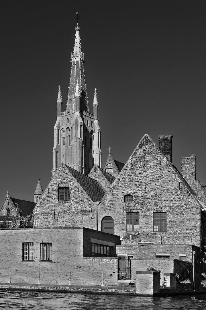 Liebfrauenkirche in Brügge