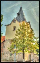 Liebfrauenkirche in Neustadt a. Rbge