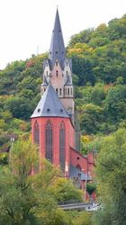 Liebfrauenkirche in Oberwesel