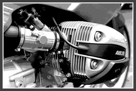 Lieblingsbike - BMW R1100S   ,die Zweite