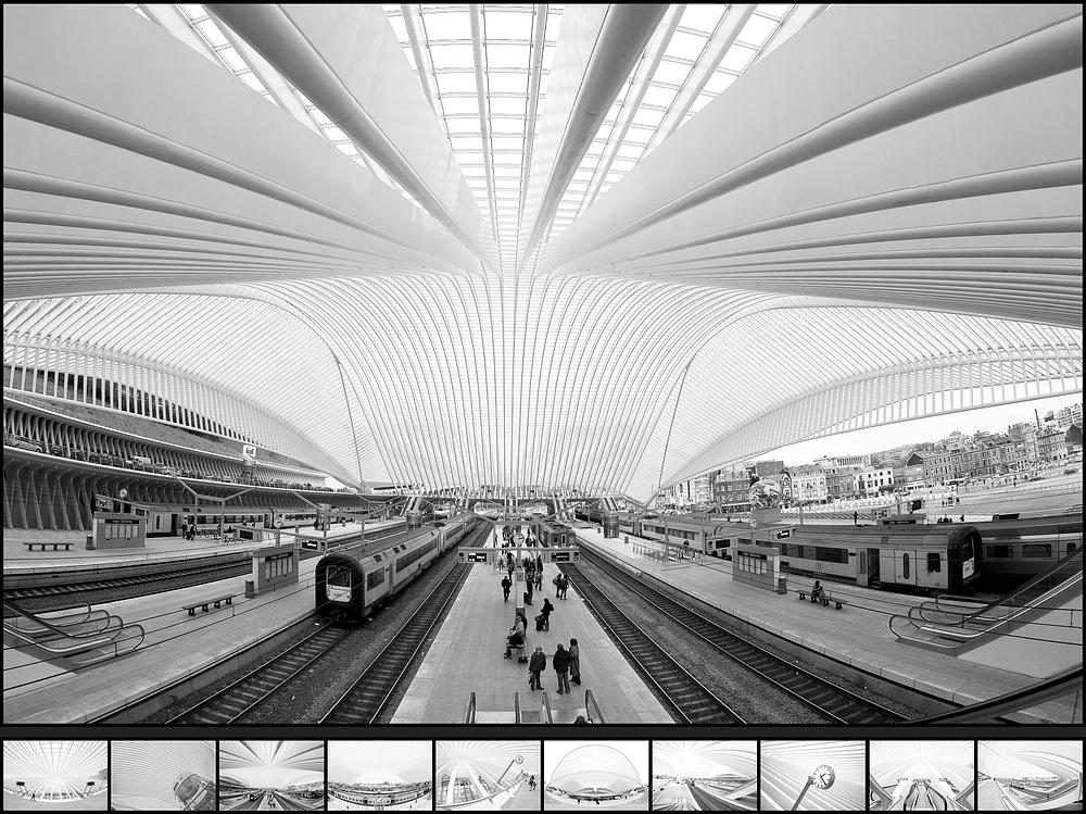 Liège - Calatrava (III/X)