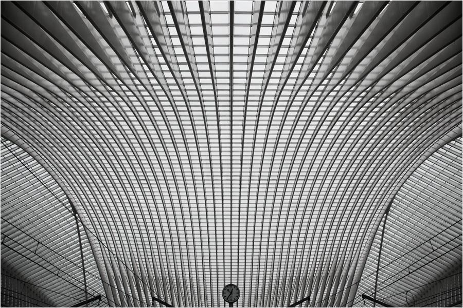 Liège - Gare de Guillemins II