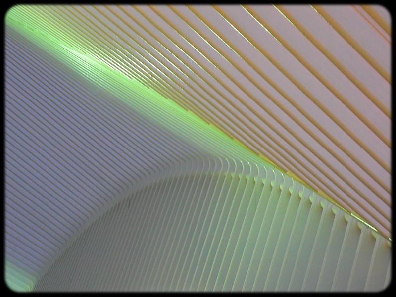 Liège Guillemins - gare Calatrava - 30 janvier 2008