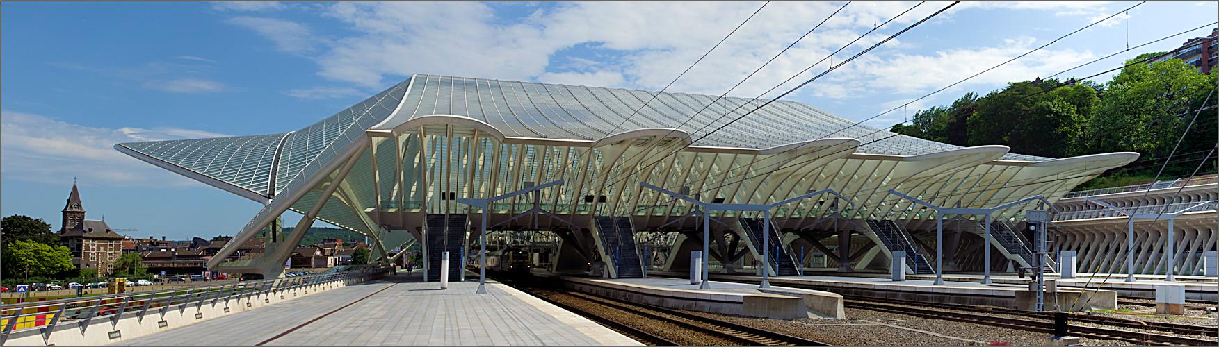 Liège-Guillemins Kontraste ...