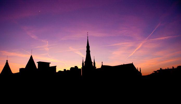 Liège le soir