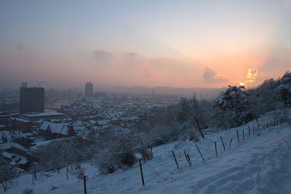 Liège vue de la Citadelle 3