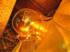Liegender Buddha- Wat Pho- Bangkok