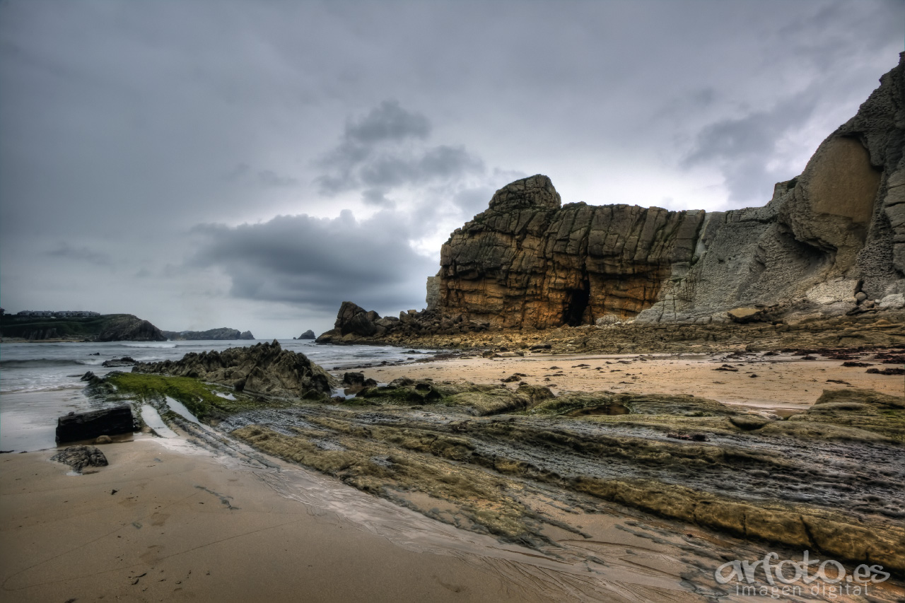 Liencres - Cantabria HDR