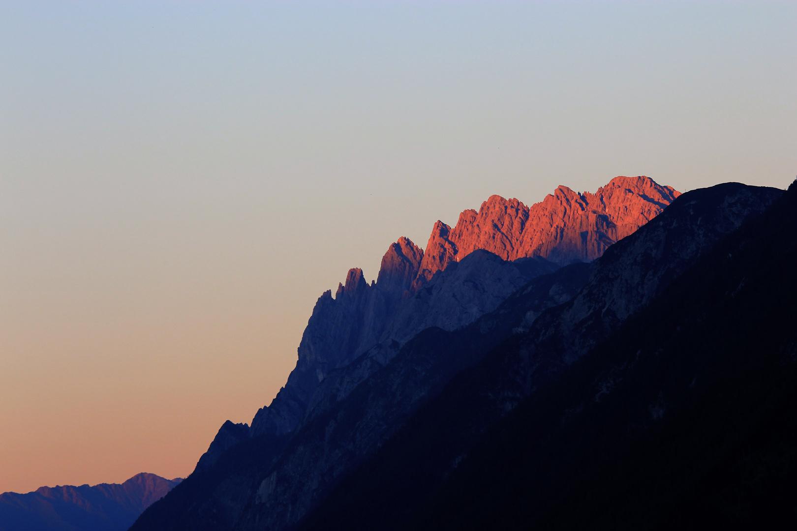 Lienzer Dolomiten um den Spitzkofel