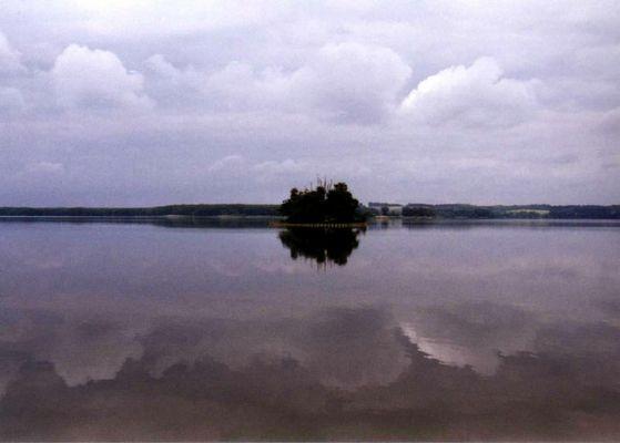 Lieps Vogelinsel bei Neubrandenburg