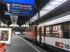 Liestal - Sissach - Aarau - Lenzburg - ZÜRICH HB