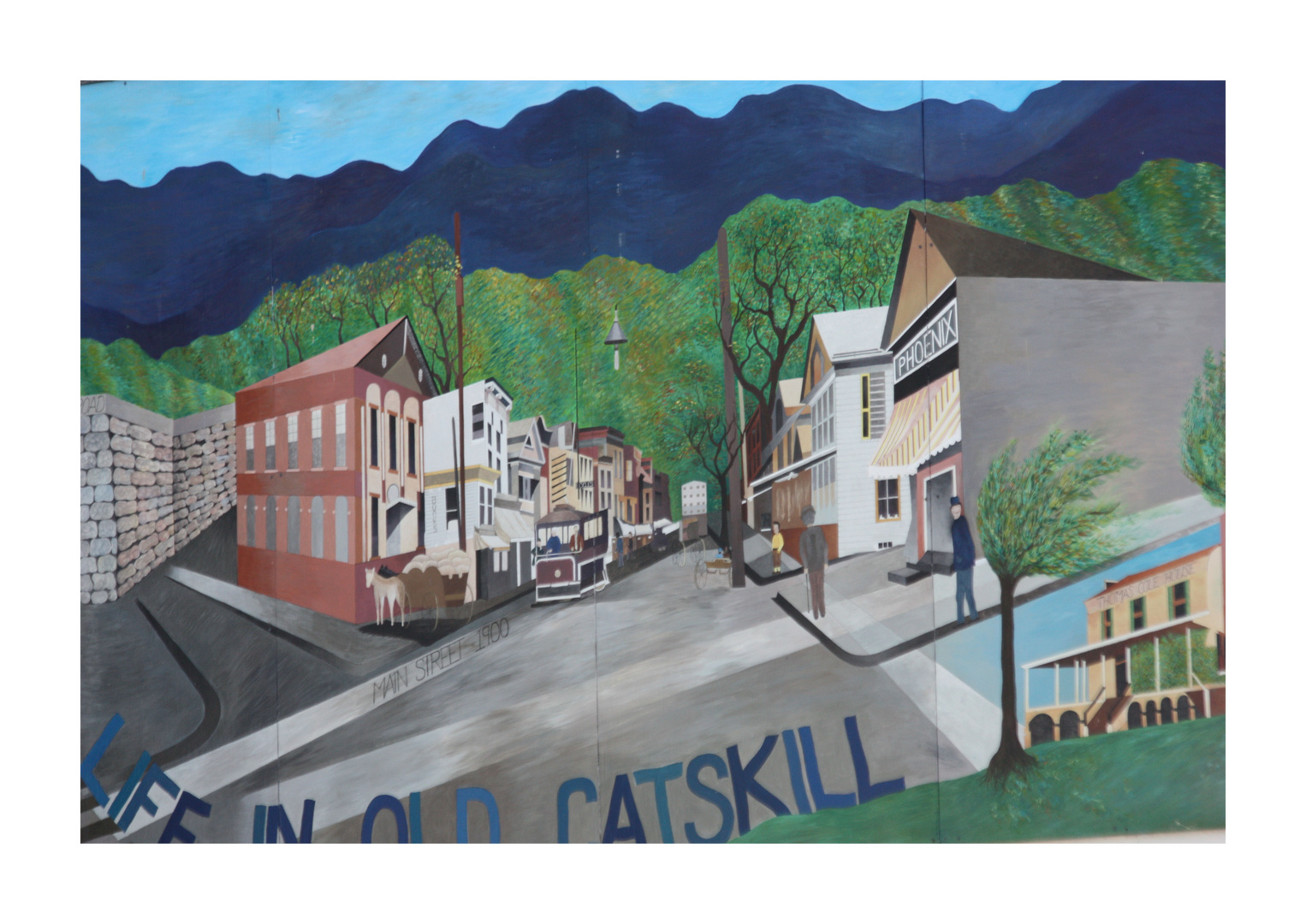 Life in Old Catskill