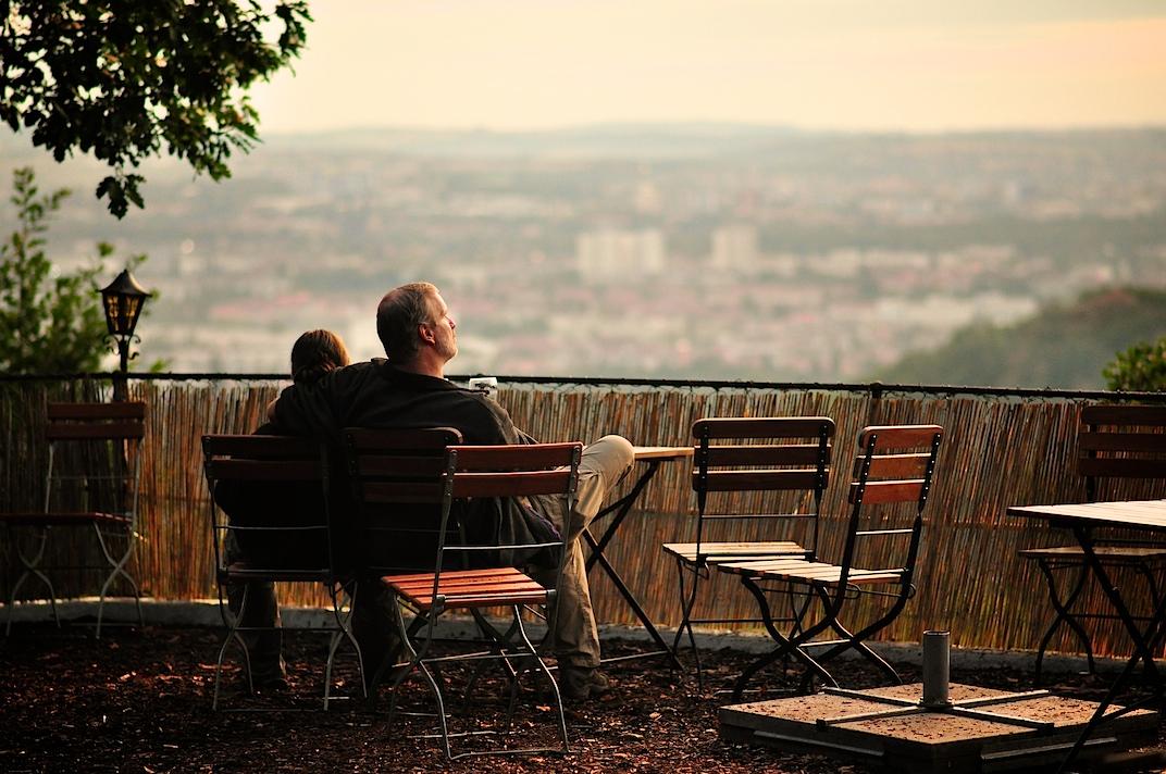 Life is romantic. Sometimes. A little bit.