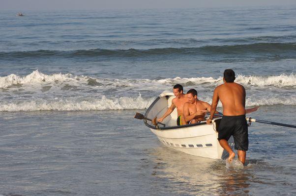 Lifeguard-Boot