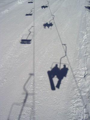 Lift-aussicht