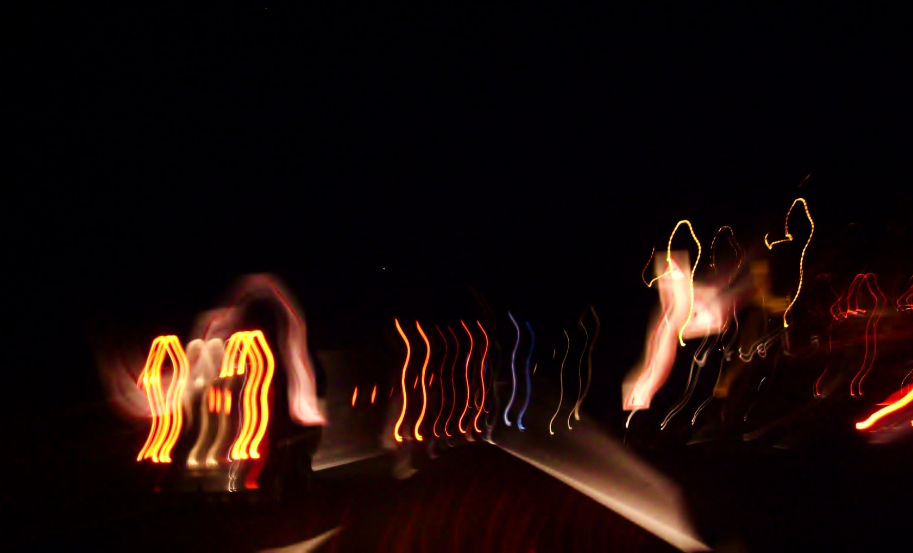 light crash