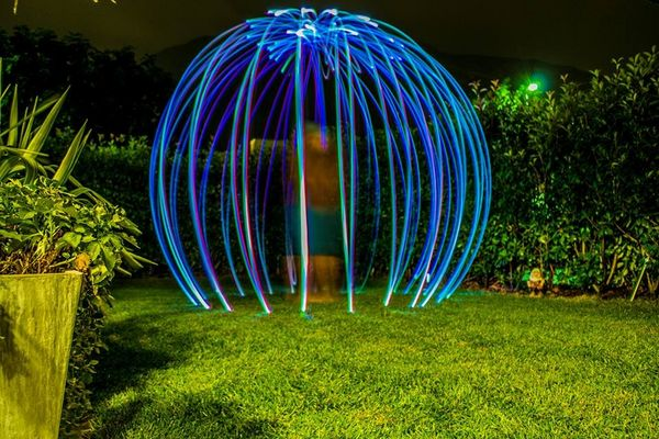Light Graff - Cupola