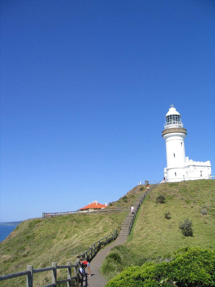 Light house - Byron Bay / Australia