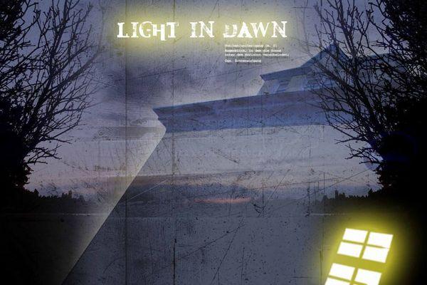 Light in dawn
