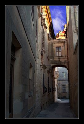 Light in the alley