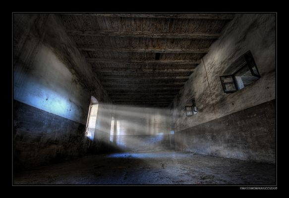 Light on a forgotten place