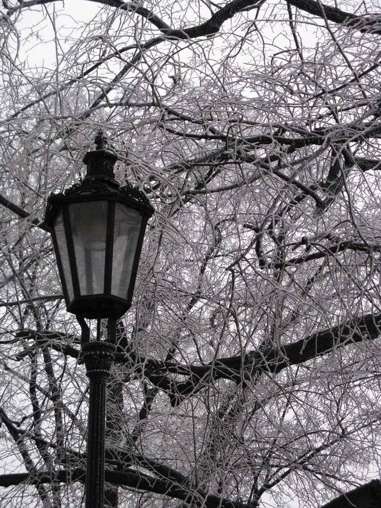 Light on Ice