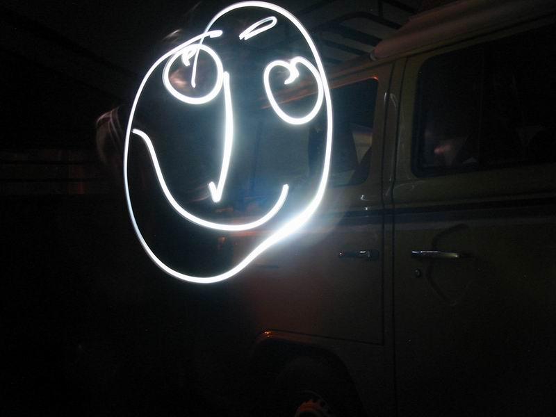 light smile