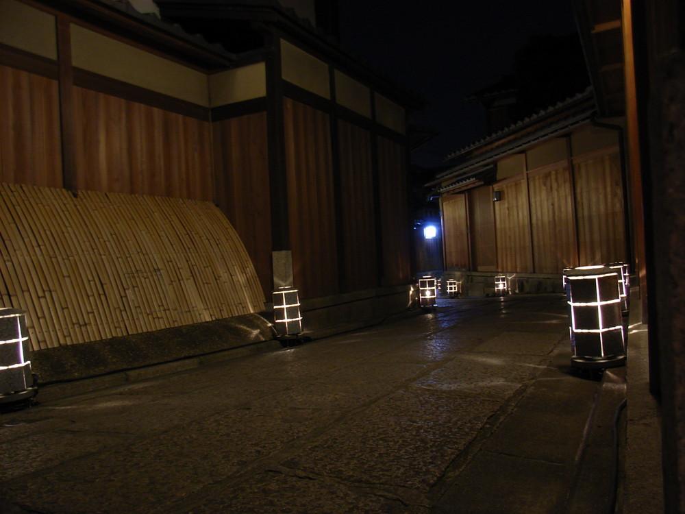 Light-up at Higashiyama 2007