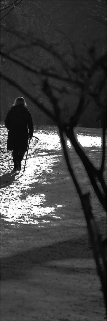 light walk...