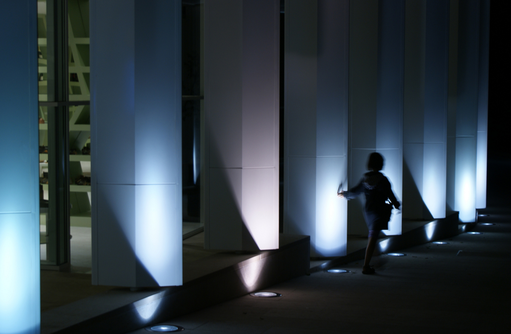Light walk V