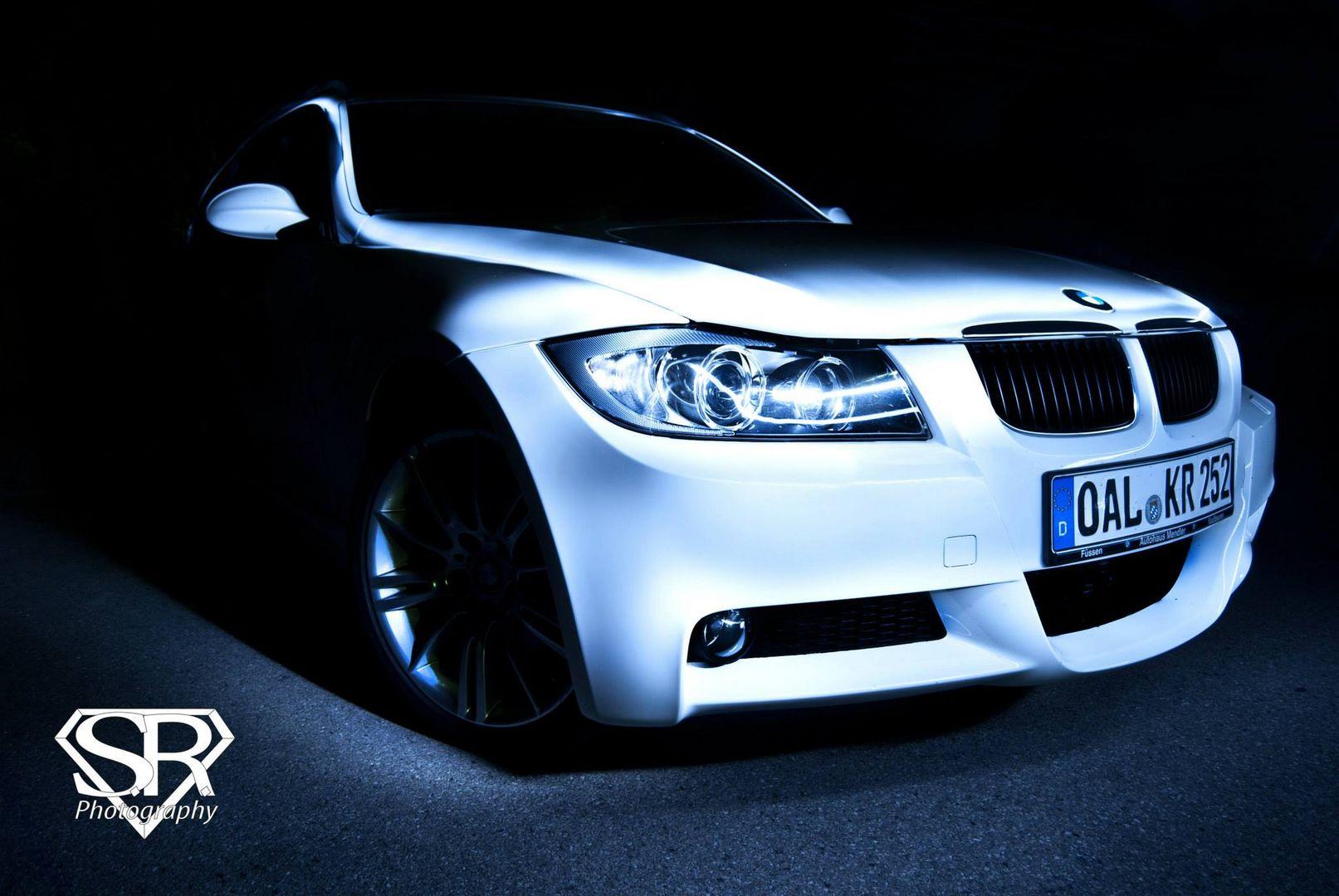 Lightart S.R. Car Photography 3er BMW Touring