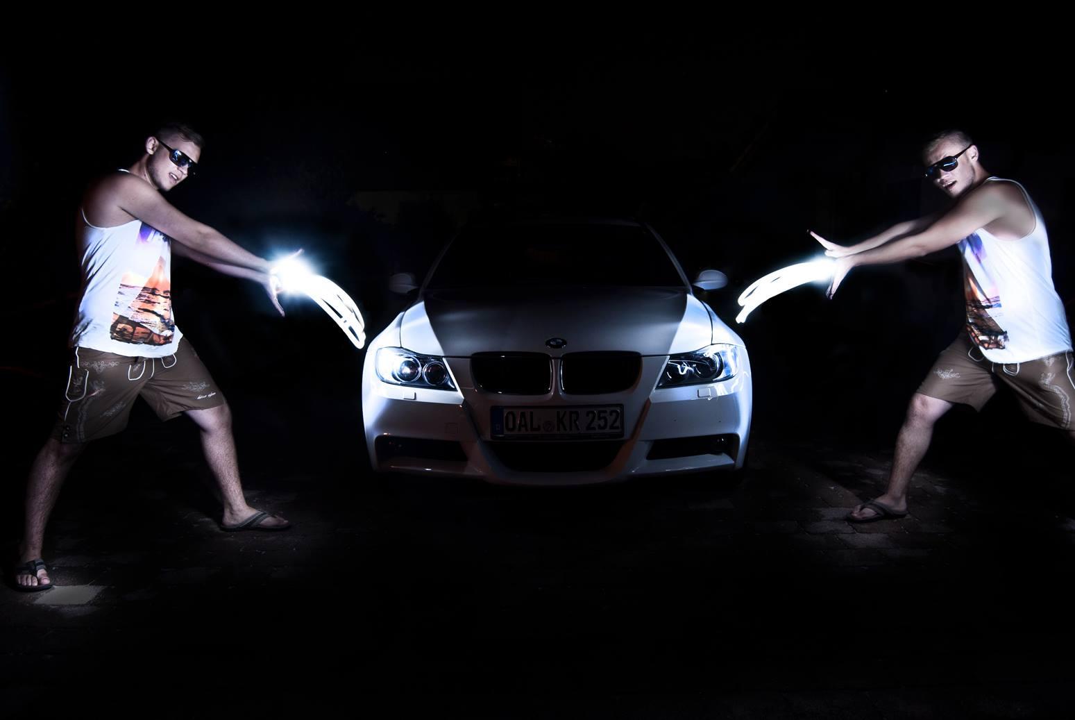 Lightart S.R. Photography, How to light a Car ;)