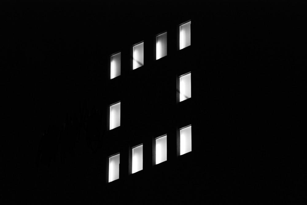 lightened rooms