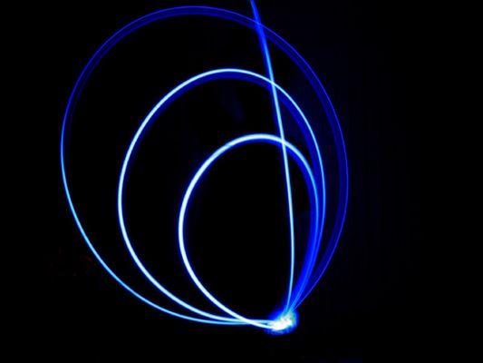 Lightexperiment 3