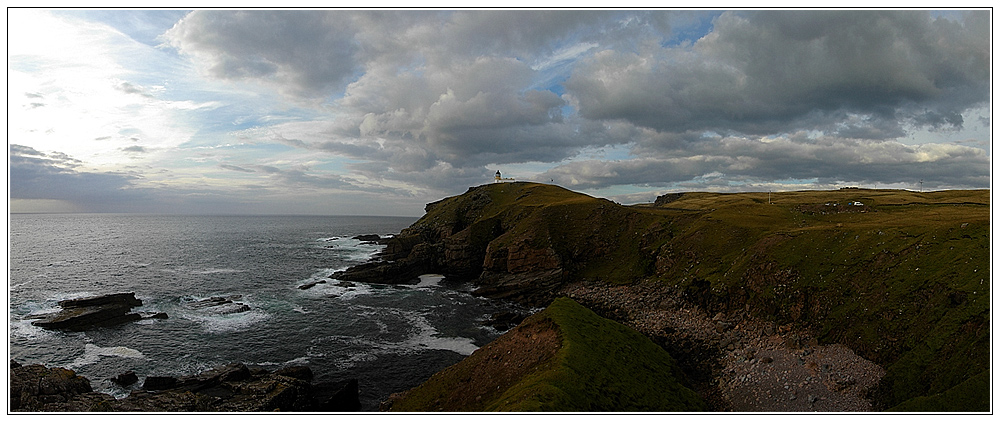 Lighthouse at Point of Stoer